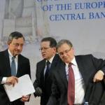 European Central Bank (ECB) meeting in Naples