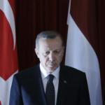 President of Turkey Tayyip Erdogan visits Latvia