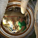 Russian cosmonauts complete spacewalk