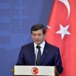 Turkish Prime Minister Ahmet Davutoglu visits Hungary