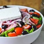 xwriatiki salata