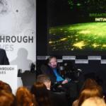 Yuri Milner and Stephen Hawking announce global science initiative in London