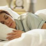 Woman Sleeping 2002